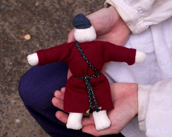Small Medieval Doll