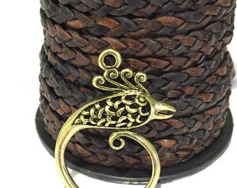 Bronze, 34*24*7 Hollow Phoenix Birt Pendant, Hammered Ring, Pewter Ring, TierraCast, Pewter links, Circles, Pewter Circles