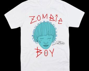 "T-SHIRT ""ZOMBIE BOY"""