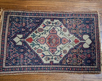 DISCOUNTED 2x3 Small Persian Rug Mat