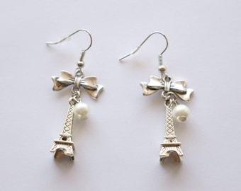 Paris earrings
