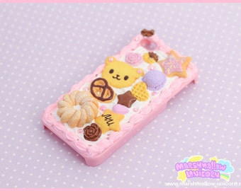 SALE Sweet iphone 4/4s case kawaii and cute pastel colors
