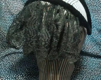 Nineteenth Century Headdress - by Anna Worden Bauersmith