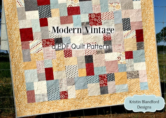 layer cake quilt patterns pdf quilt pattern layer cake beginner simple easy 5430