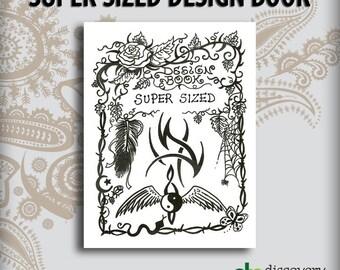 Super Sized Design Book
