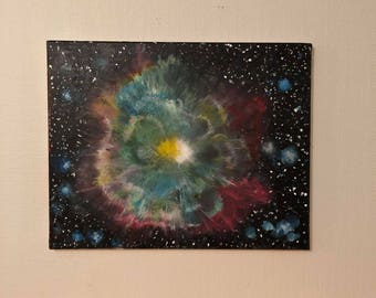 Painting from space