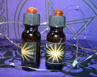 Winter Solstice Oil - Yule, Solstice, Witchcraft, Witchery, Ritual Oil