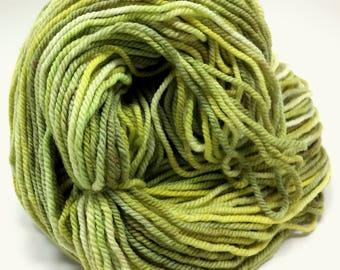 VENTE - SPROUT 292 yds/4,25 oz targhee peignée wt 3 plis fil - destash, ooak, col, écharpe, cadeau, tricot, crochet, tissu, feutrine