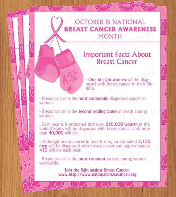 breast cancer brochure template - breast cancer awareness flyer editable template microsoft
