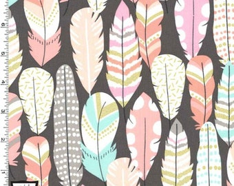 Arrow Flight - Plucked Fabric - Coin - sold by the 1/2 yard