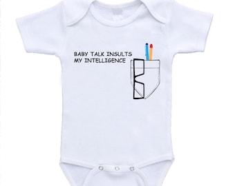Baby Talk Insults My Intelligence