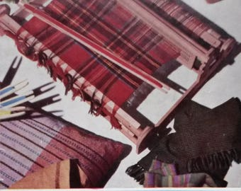 Weaving booklets - set of 3