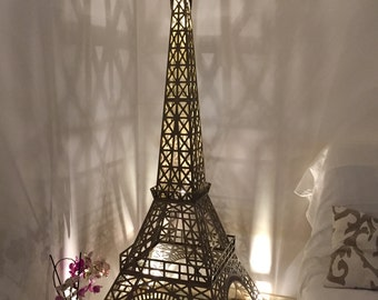 Great Eiffel Tower light in a kit - 2 meters high