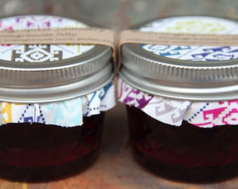 Pomegranate Jelly - 4oz