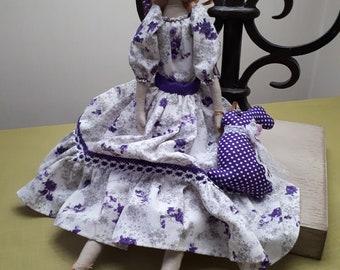 Handmade Doll Interior