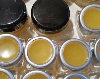 Eye Balm Vegan Friendly with Pure Essential Oils Butters Nourishing Oils