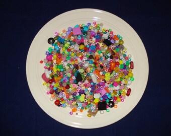 Perles artisanales réduit