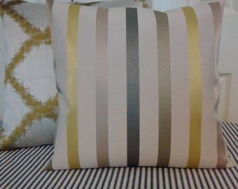 Stripes in gorgeous shimmering colors