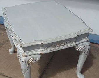 Upcycled Coffee table