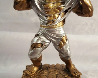 Hulk Monster Trophy Weightlifter- Salesman of the Year- Free Engraving!!!