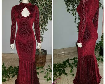 Ruby Gown