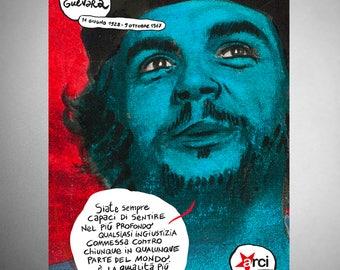 Poster che Guevara-70x100