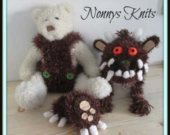 four piece gruffalo photoprop 0-3 months, Made to Order Only!