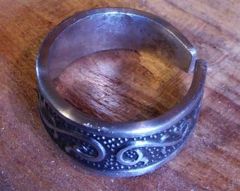 Celtic Spoon Ring
