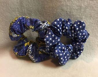 Hair Scrunchie - Set of 2 (#001.23)