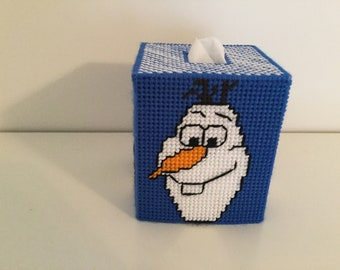 Olaf Boutique Tissue Box Cover