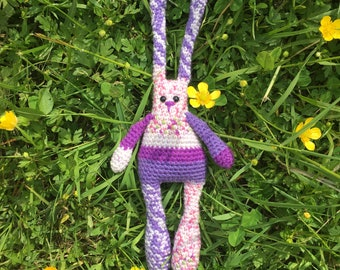 Crochet bunny, bunny doll, stuffed bunny, stuffed bunny rabbit, bunny toy, crochet toys, knit binny, crochet rabbit, stuffed rabbit, bunny