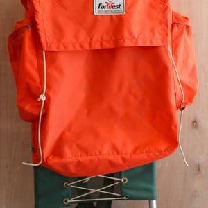 Vintage FarWest Backpack