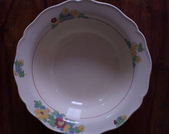 "Art Deco Royal Doulton ""Minden"" Bowl D.5334"