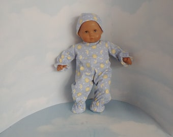 Sun Sleeper 15 inch doll clothes