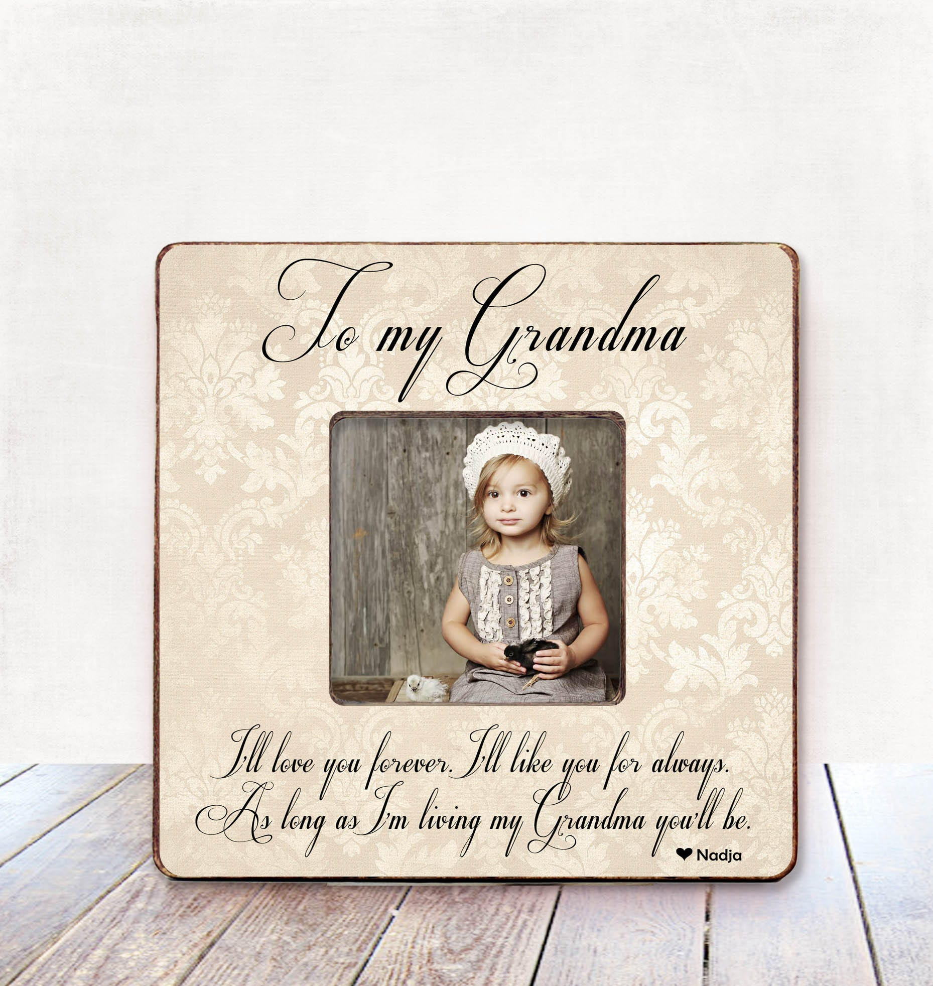 Grandma Gift Grandma Birthday Gift Grandma Mother\'s Day gift ...