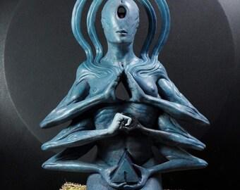 The Healer the cosmic alien creature