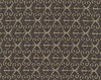 Chocolate Spa Ikat From Michael Miller