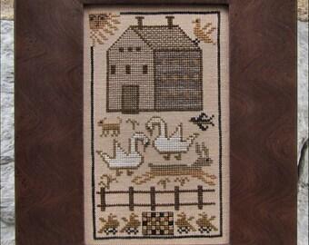 A Fine Farm House Sampler Patter