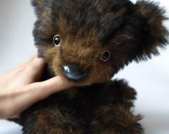 Teddy Bear Toy Artist Bear