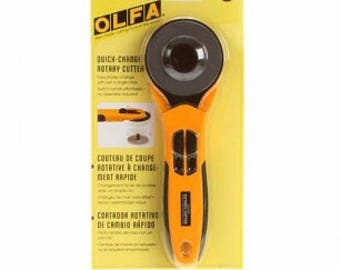 Olfa rotary cutter 45mm quick change blade RTY/2-NS
