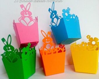 """""""EASTER RABBIT"""" gift basket (art. 82)"""