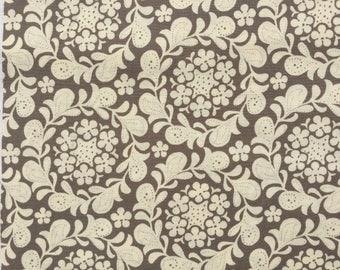 Meadowsweet Henna Garden speckle Sandi Henderson fabric FQ or more oop htf
