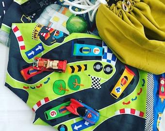 Play Mat/Bag: Swoop Bag