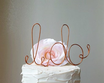 I DO Wedding Cake Topper, Engagement Cake Decoration, Wedding Cake Decoration, Rustic Wedding Cake Topper, Engagement Party, Anniversary