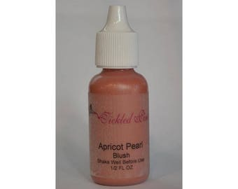 Apricot Pearl Airbrush Blush