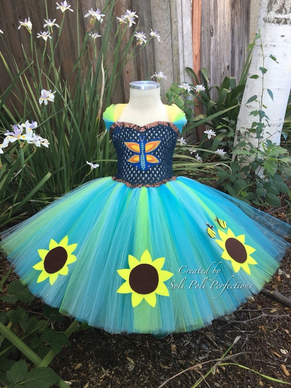 Anna Tutu Set Frozen Fever Costume