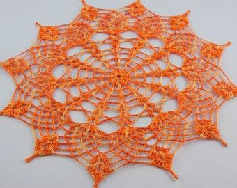 """Doily crochet round """"Octavia"""""""