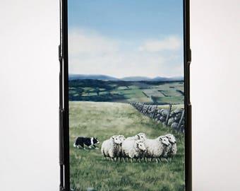 Sheep and Sheepdog Phone Case (various models available)