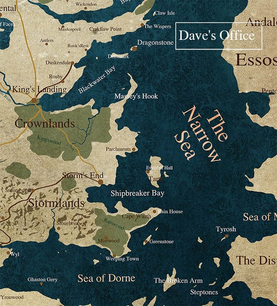 Game of thrones map westeros map game of thrones westeros game of thrones map westeros map game of thrones westeros map fine art map of westerosmovie mapsfantasy printsgot gumiabroncs Gallery