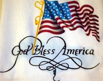 American Flag July 4th
